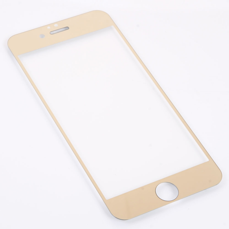 tempered glass gold fron 2